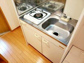 アイフェリーク中野 602号室のキッチン