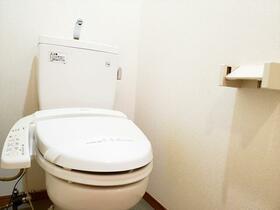 アイフェリーク中野 602号室のトイレ