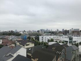 アイフェリーク中野 602号室の眺望