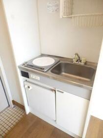 1410 101号室のキッチン