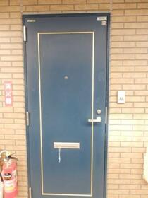 1410 101号室の玄関