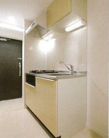 スパシエベレーザ練馬 405号室のキッチン