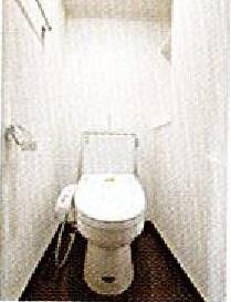 スパシエベレーザ練馬 405号室のトイレ