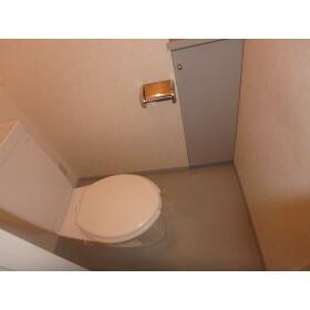 フラッツ和泉 201号室のトイレ