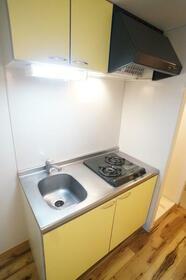 グランヴァン中野江古田 103号室のキッチン