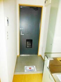 ルキヤ幡ヶ谷(ハタガヤ) 301号室の玄関