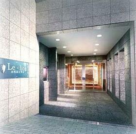 ル・リオン練馬富士見台 302号室のエントランス