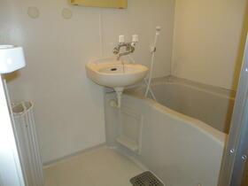 HEIWADAI HILLS 102号室の風呂