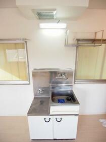 コーポ富士 301号室のキッチン