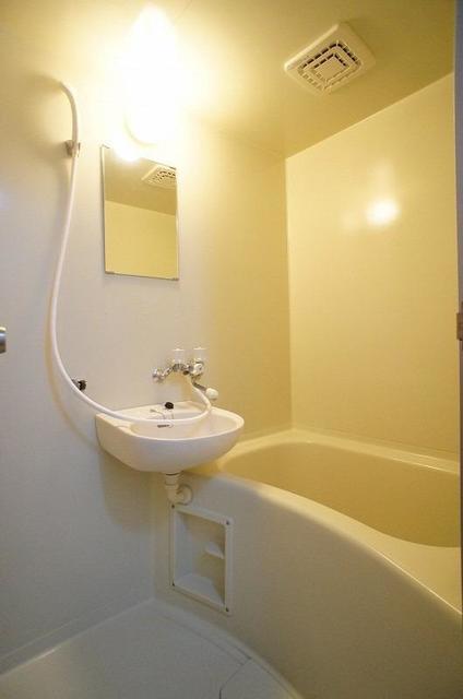 シティハイツ小林A 01020号室の風呂