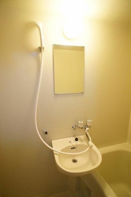 シティハイツ小林A 01020号室の洗面所