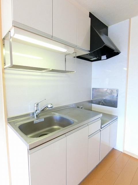 ウィングス21 02060号室のキッチン