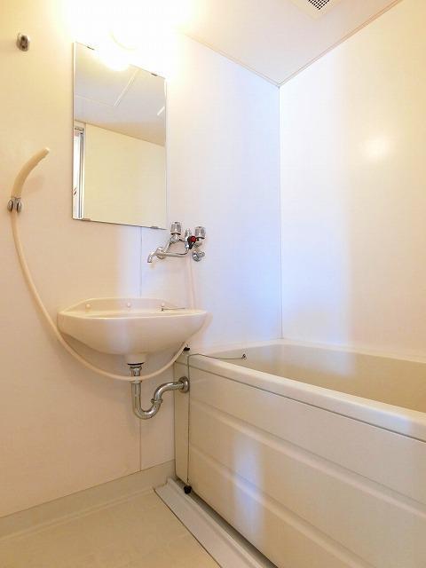 ウィングス21 02060号室の風呂