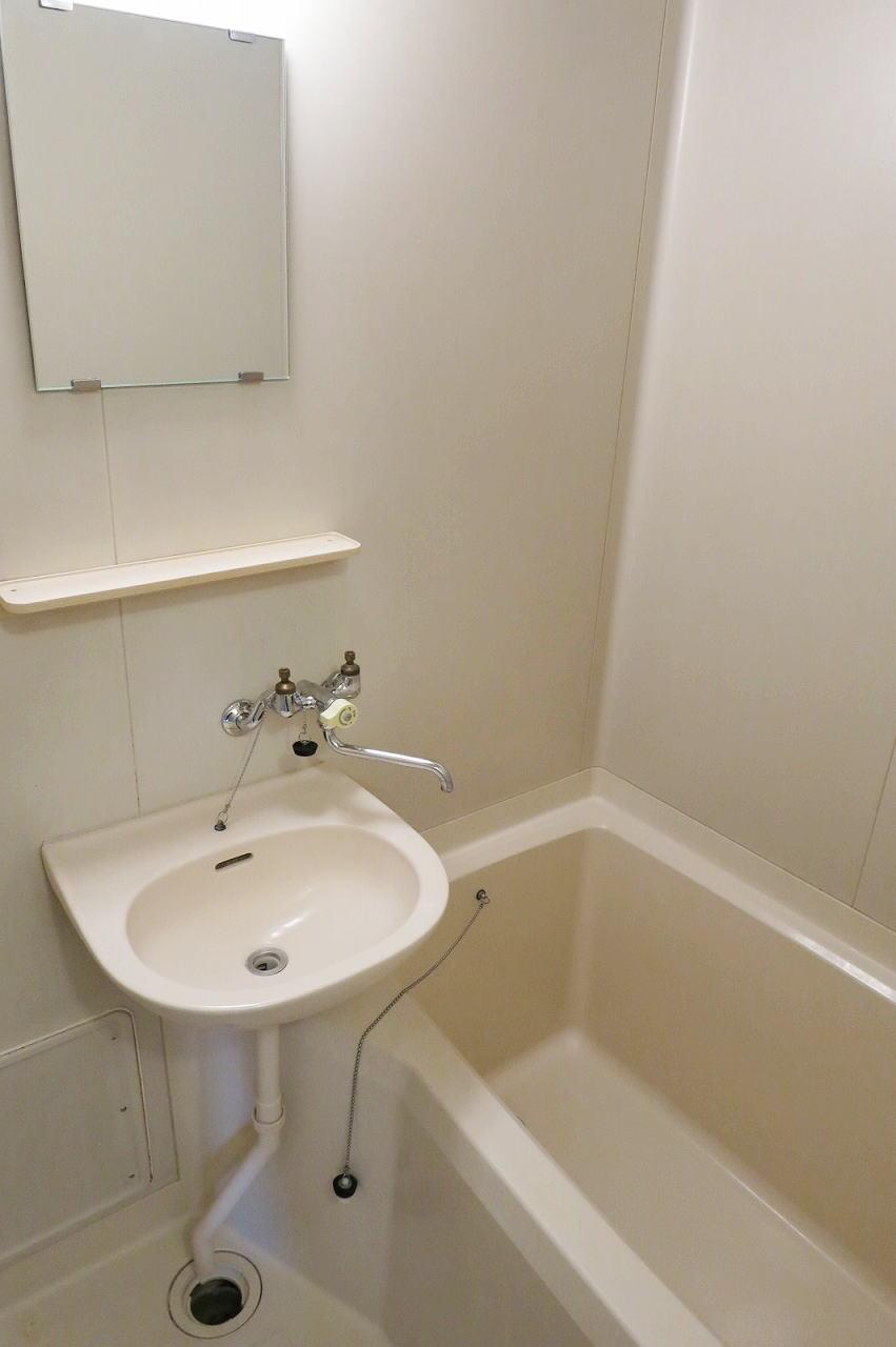 綿屋 01030号室の風呂