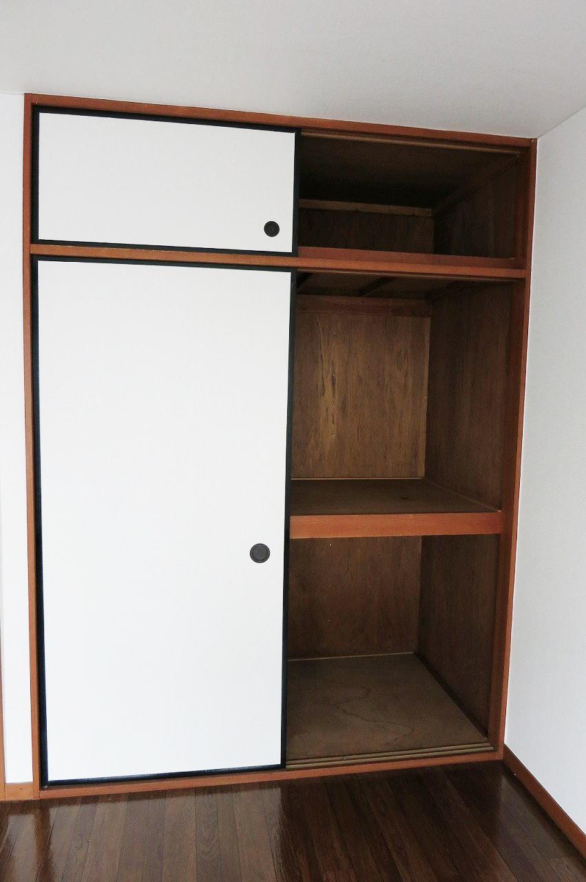 綿屋 01030号室の収納