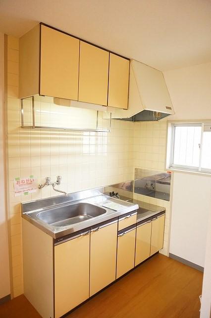 ハイム・トシ 01030号室のキッチン