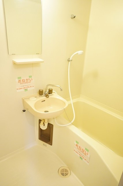 ハイム・トシ 01030号室の風呂