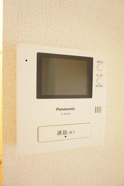 ハイム・トシ 01030号室のセキュリティ
