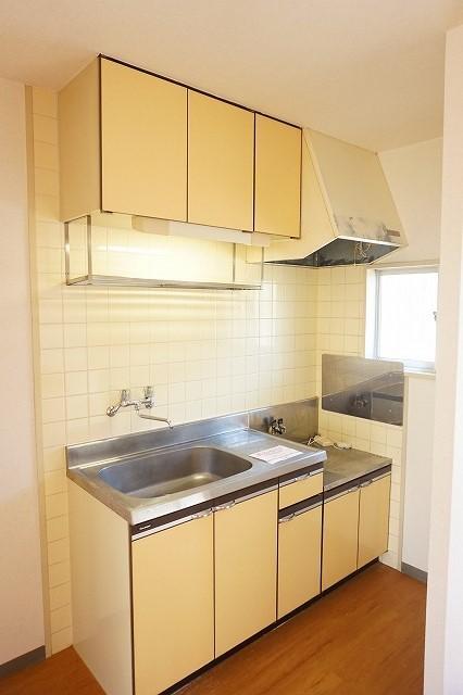 ハイム・トシ 01040号室のキッチン