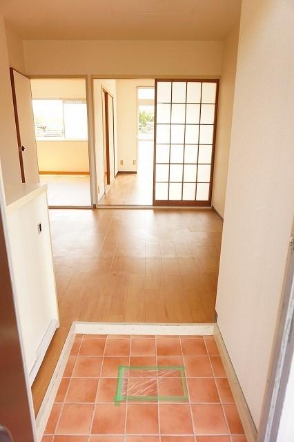 ハイム・トシ 01040号室の玄関