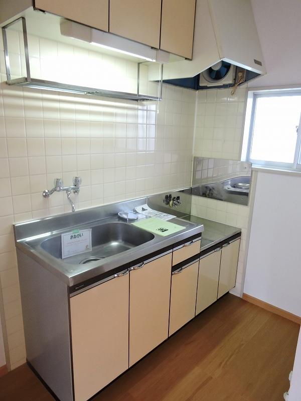 ハイム・トシ 02070号室のキッチン