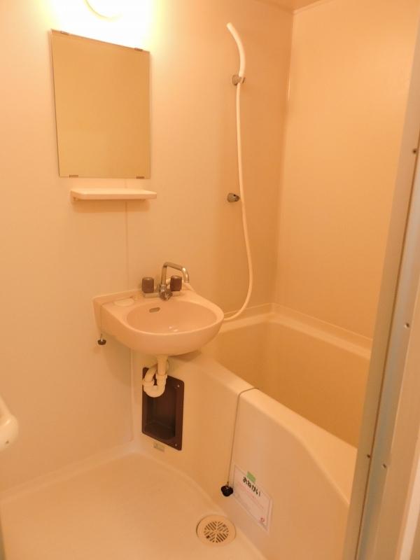 ハイム・トシ 02070号室の風呂