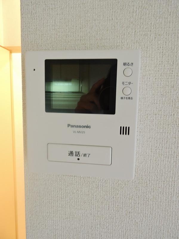 ハイム・トシ 02070号室のセキュリティ