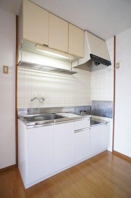メゾンユキエ 02030号室のキッチン