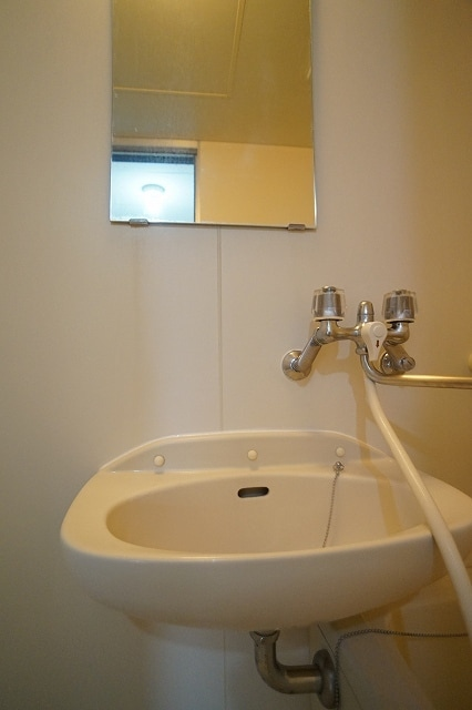 エルディム川島A 02010号室の洗面所