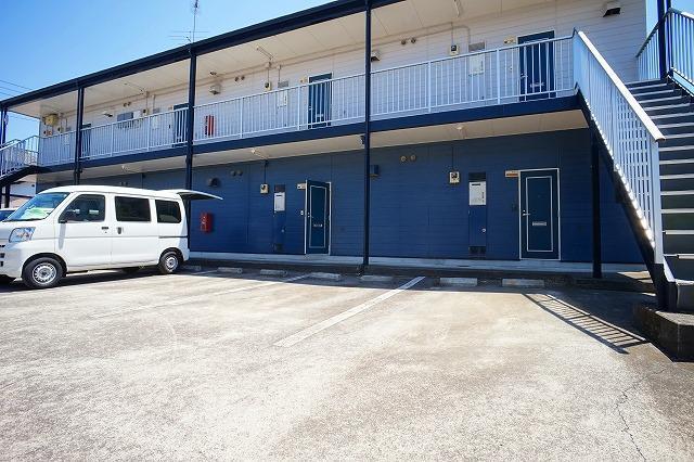 エルディム川島B 02020号室の駐車場