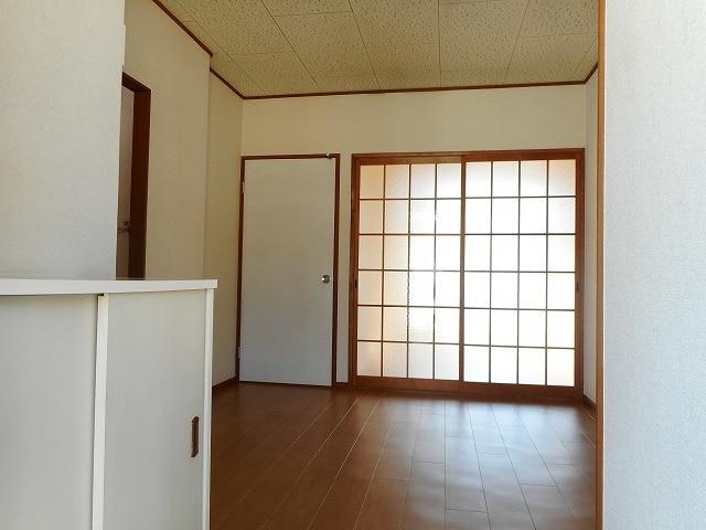 グリーンガーデン 02020号室の玄関