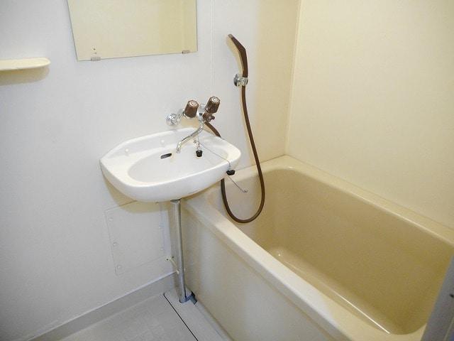 グリーンガーデン 02020号室の風呂
