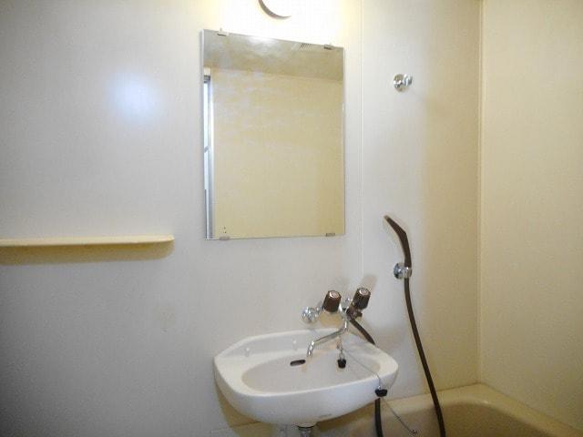 グリーンガーデン 02020号室の洗面所