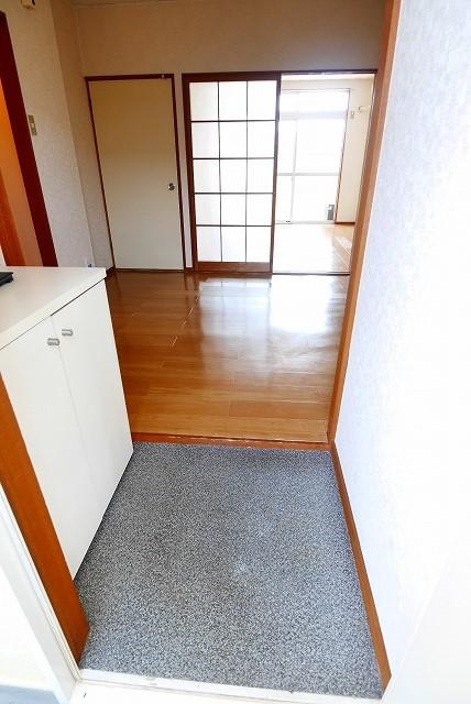 新井ハイツⅡ 02040号室の玄関