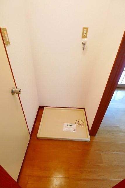 新井ハイツⅡ 02040号室の洗面所