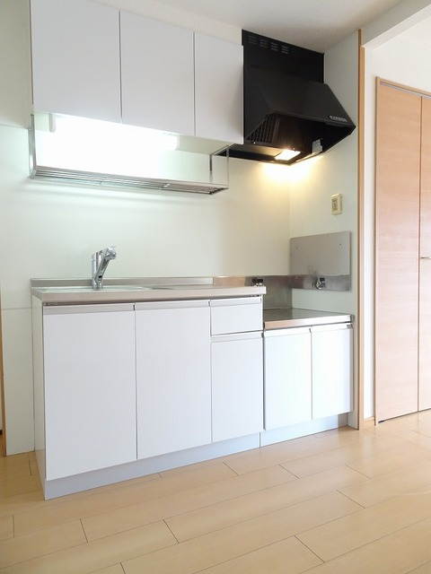 マンションローレル 03010号室のキッチン
