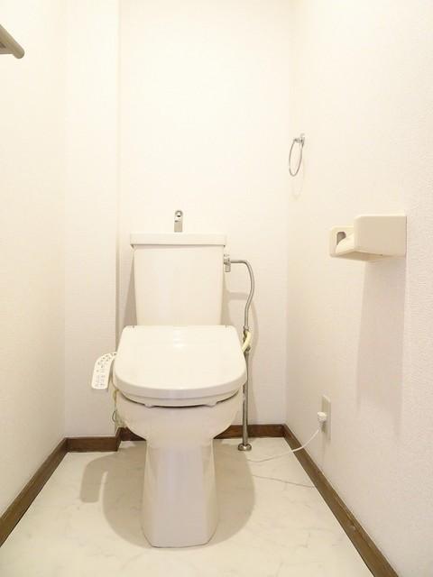 マンションローレル 03010号室のトイレ