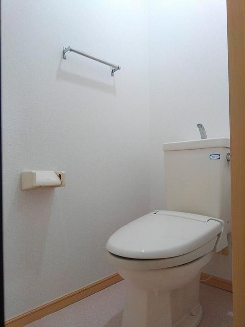 エルディムティンクル 206号室のトイレ