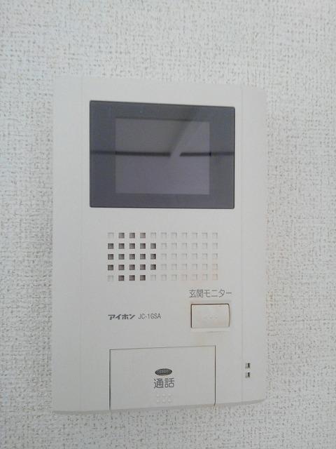 エルディムティンクル 206号室のセキュリティ