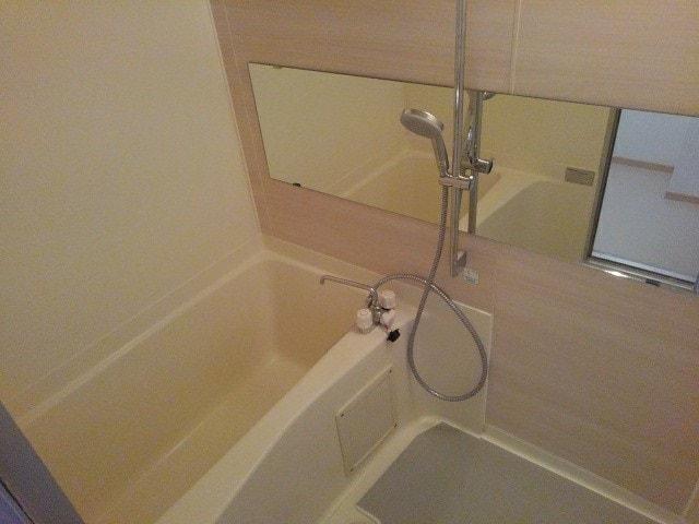 シャトー志水 302号室の風呂