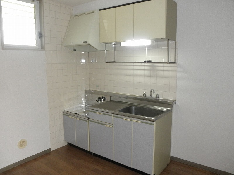 グリーンハイツこきぬ 02030号室のキッチン