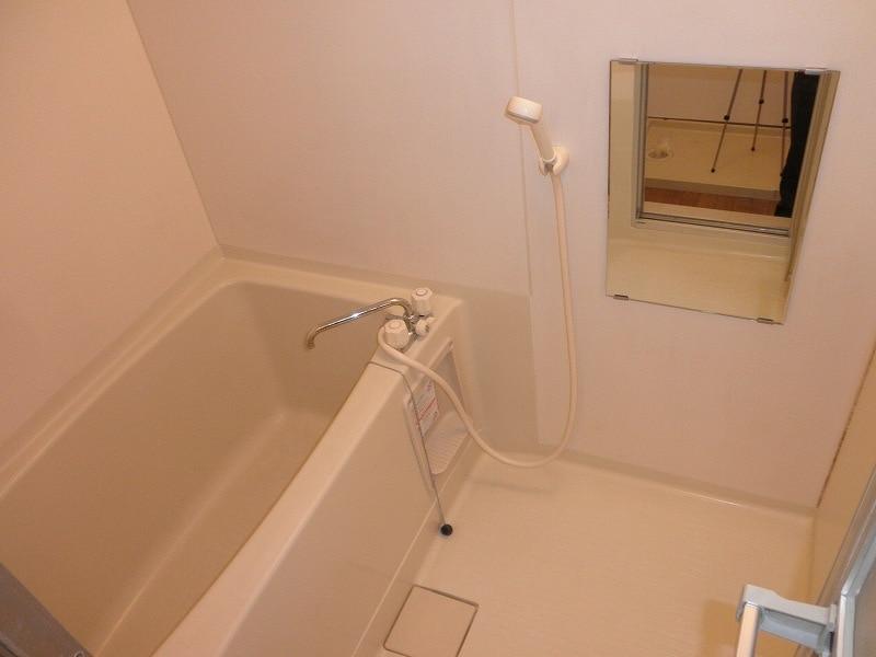 グリーンハイツこきぬ 02030号室の風呂