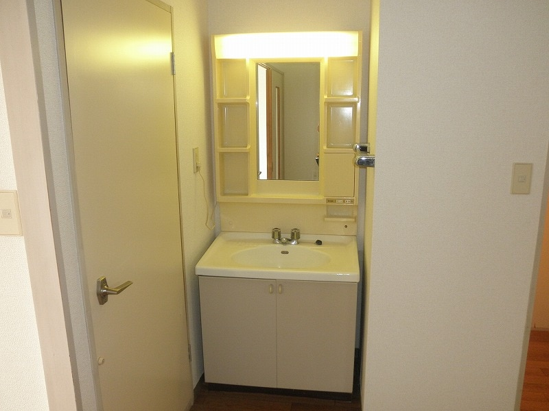 グリーンハイツこきぬ 02030号室の洗面所