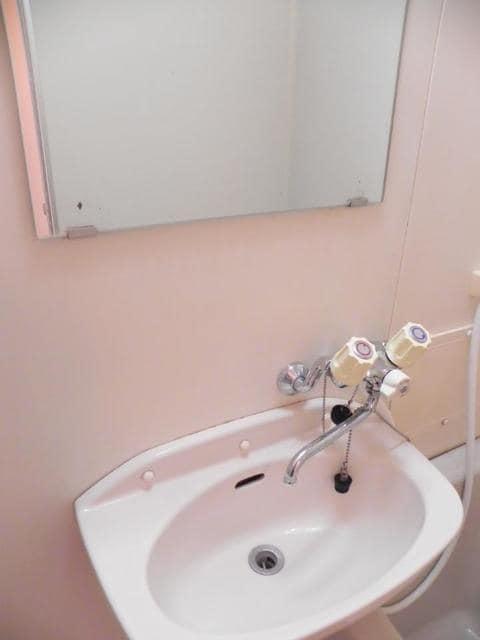 エルディムパークサイド 02010号室の洗面所