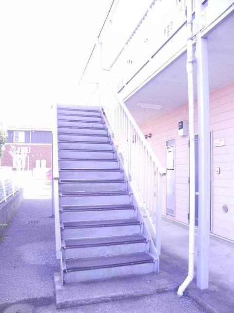 エルディムパークサイド 02010号室の駐車場