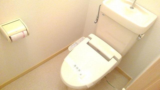 ガーデンヒルズ 101号室のトイレ