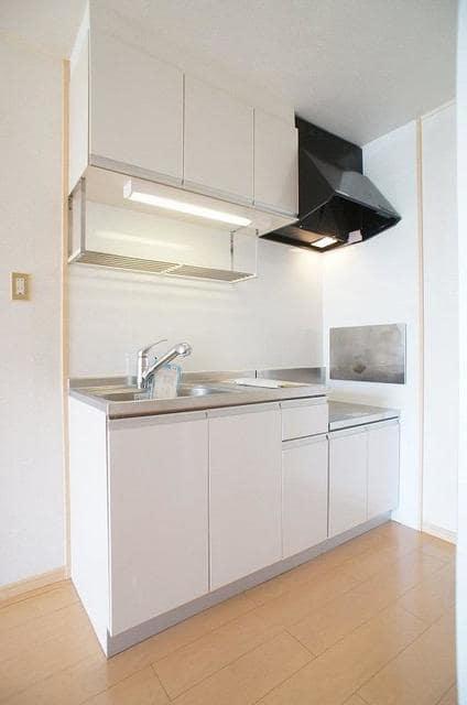 パークサイドB 02020号室のキッチン
