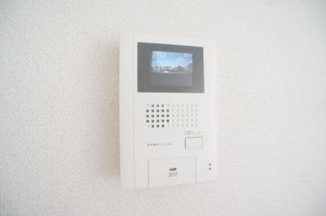 パークサイドB 02020号室のセキュリティ