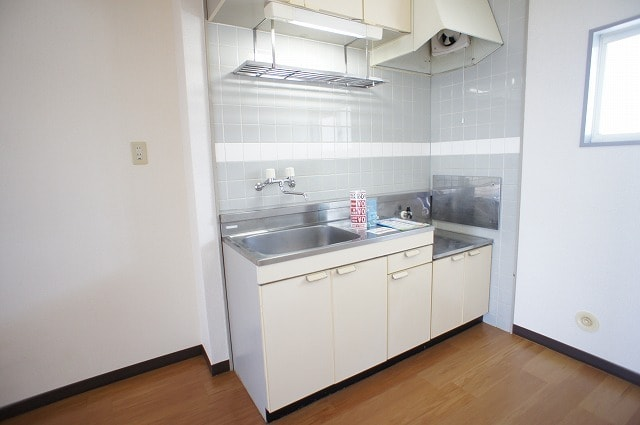 レインボウT・K 02040号室のキッチン