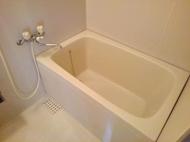 コー・メー・ハイム 01050号室の風呂